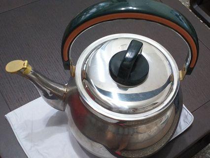 不鏽鋼鳴笛壺