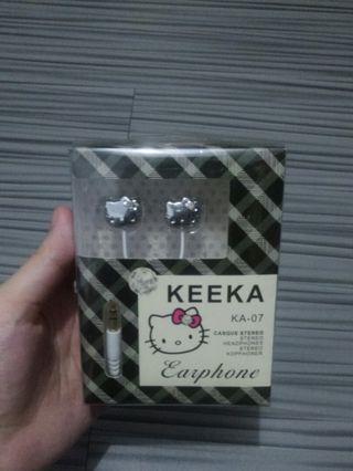 🚚 Kitty Keeka KA-07 耳機