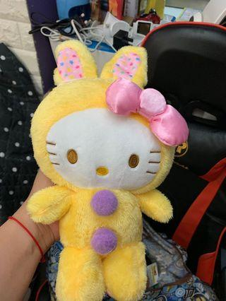 全新Hello Kitty公仔,🈹清屋,可買可換
