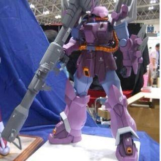 罕有1/60 MS-08TX/S 依弗利特 依佛烈特 Gundam UC 全新白件。珍藏多年靚件