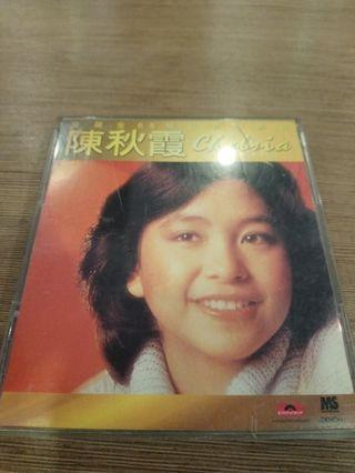 陳秋霞 寶麗金88精選(日本)天龍版