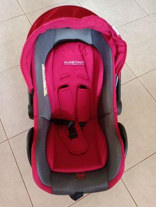 Preloved Baby carrier
