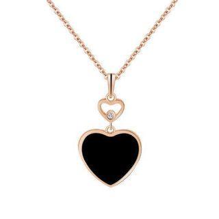 蕭邦 Chopard頸鏈 necklace 18k