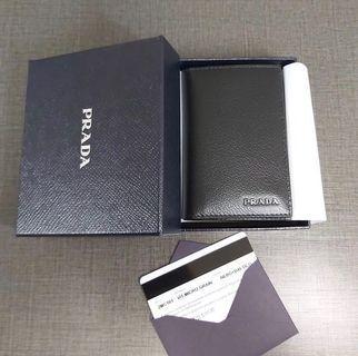 Prada Card Holder (black)
