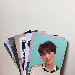 [wts/wtt] bts official photocards