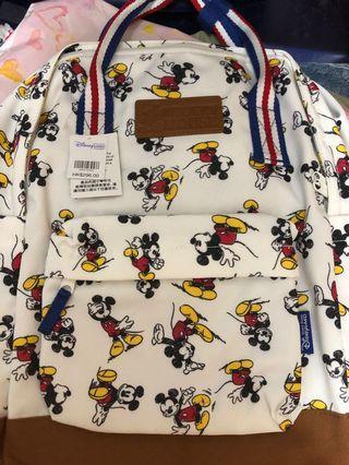 全新Hong Kong Disney迪士尼 米奇背包