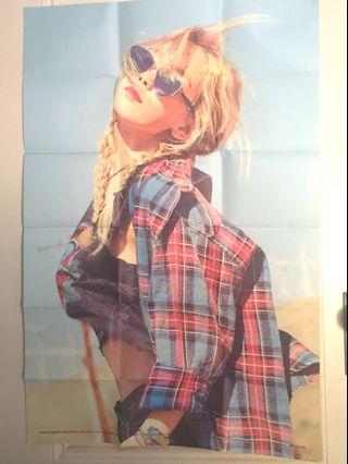 Taeyeon Why poster Official