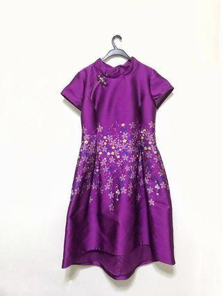 改良式旗袍禮服