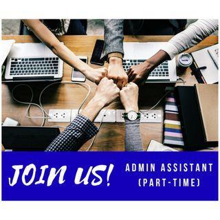 Sales Admin Assistant (Part Time)