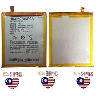 Original China Mobile A3S A3s Battery HB396070NPCA 2800mAh Batteries