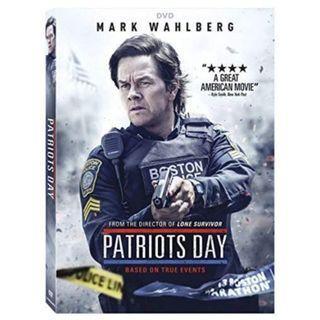 DVD (DVD & BOX ONLY, NO COVER ART) - PATRIOTS DAY (ORIGINAL USA IMPORT CODE 1)