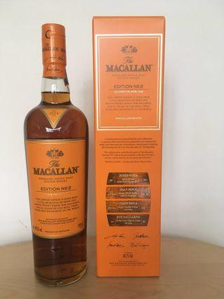 The Macallan Edition No2