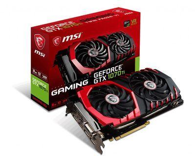 🚚 MSI GTX 1070Ti Gaming X 8GB