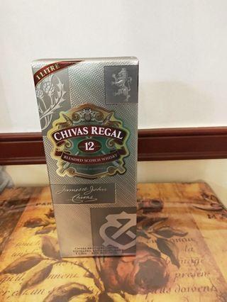 🚚 Chivas Regal 12 Years