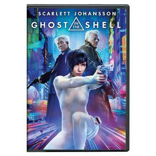 DVD (DVD & BOX ONLY, NO COVER ART) - GHOST IN THE SHELL (ORIGINAL USA IMPORT CODE 1)