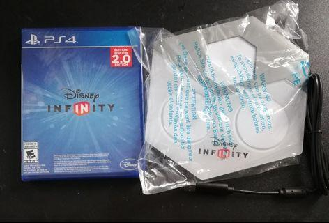 Disney Infinity Disk and Platform