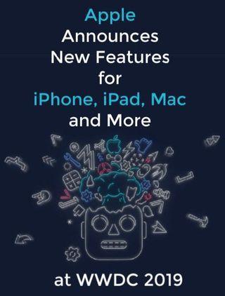 Apple#iOS#iOS13#WWDC2019