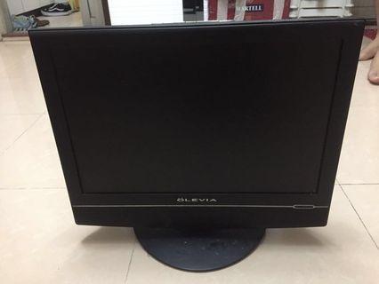 19寸電視/可作電腦屏幕OLEVIA
