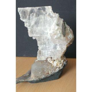 天然透石膏/石膏晶  多層