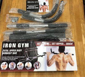 Iron gym 健身器材