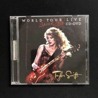 Taylor Swift Speak Now Tour DVD and Album