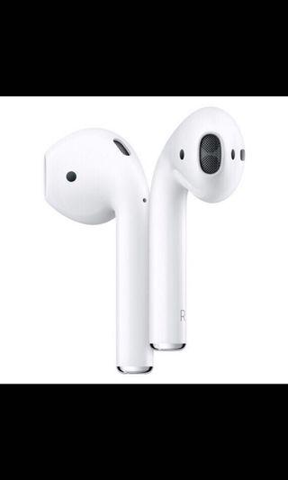 Apple Airpods brand new $269