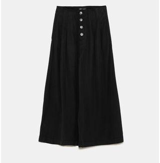 Zara high waist baggy pants