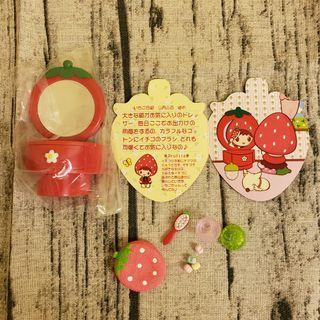 迷你食玩Re-ment Merry Strawberry No.4 Strawberry Dresser