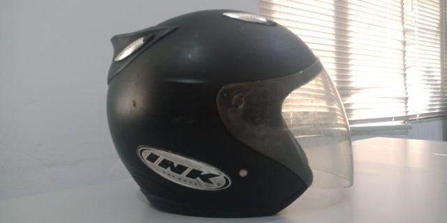 Helm INK Hitam