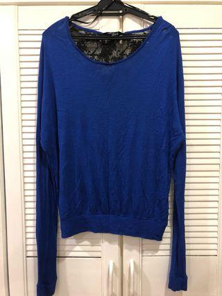 Forever 21 long-sleeves top