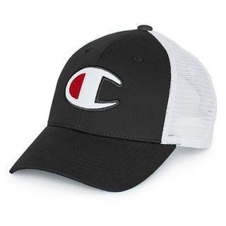 Champion Twill Mesh Trucker Cap