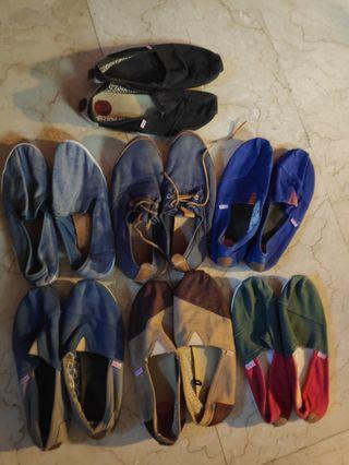 Wakai & Aldo Canvas shoes - size 45
