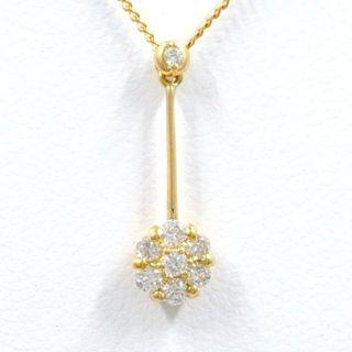 0.2 ct - 18k Diamond Sakura Necklace