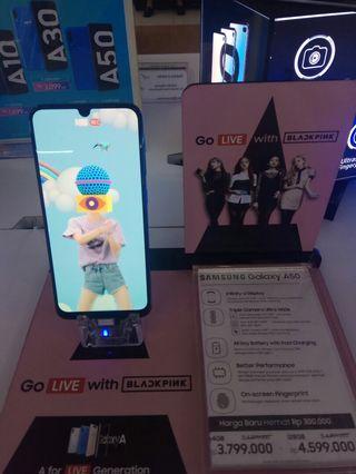 Samsung A50 New 4/64 Gb Bisa Kredit ,Bunga Nya 0%