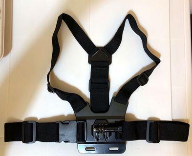 99%新淨 GoPro sportcam 運動攝影機專用胸帶