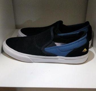 Emerica wino G6 slip on shoes. Size 10US men's