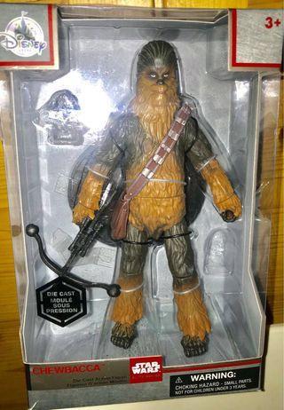 Star Wars Die Cast Disney Chewbacca Figure