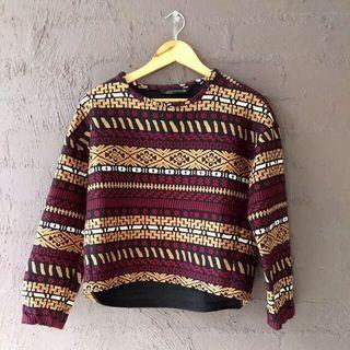 Zara Embroidered Jumper