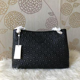 TB Marion Quilted Chain Shoulder Bag