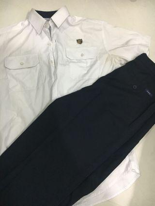 🚚 ACJC Full Uniform