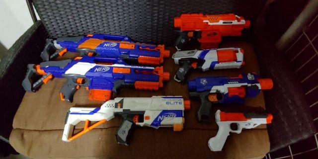 🚚 Nerf Guns everything  for $100 fixed