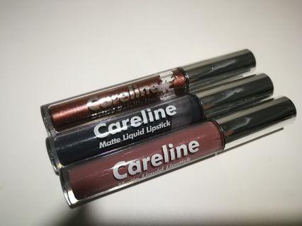 Careline Lipstick Bundle