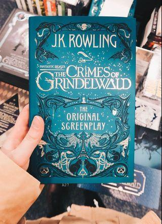 Fantastic Beasts and The Crime of Grindelwald - J. K. Rowling (ebook)