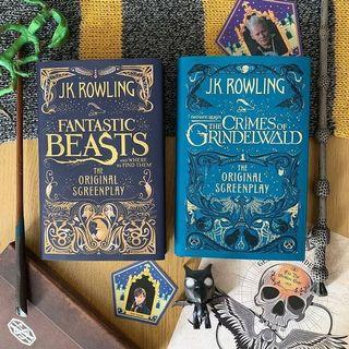 Fantastic Beast series - J.K. Rowling (ebook)