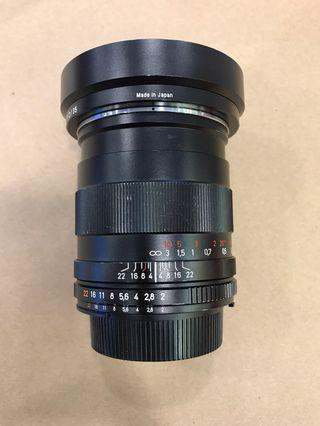 Zeiss 35mm F2 ZF.2 For Nikon