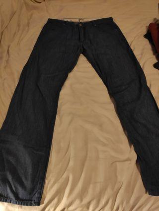 """Reiss 34"""" Blue Jeans"""