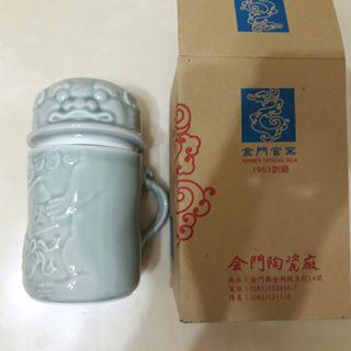🚚 金門官窯 陶瓷杯