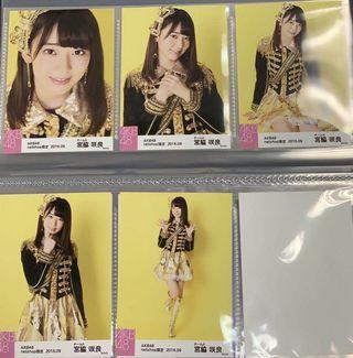 AKB48 netshop 2016年 9月 宮脇咲良