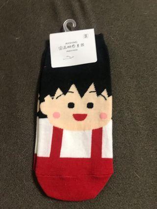 小丸子襪子