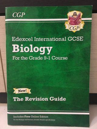 GCSE Edexcel Biology textbook